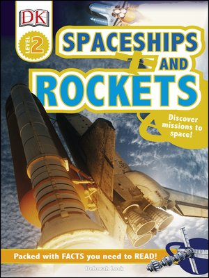 cover image of Spaceships and Rockets