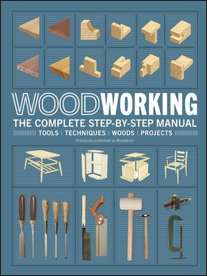 cover image of Woodworking