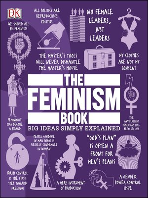 cover image of The Feminism Book