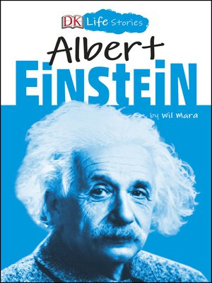 cover image of DK Life Stories Albert Einstein