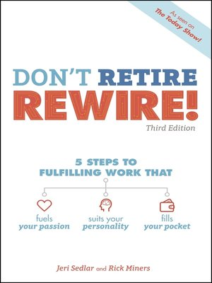cover image of Don't Retire, REWIRE!, 3E