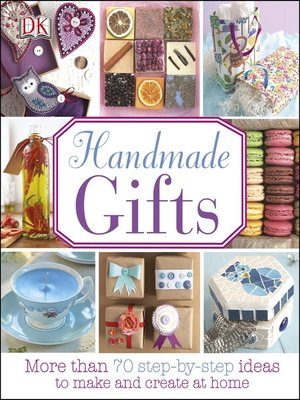 cover image of Handmade Gifts