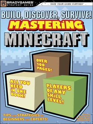 Minecraft guide to exploration ebook