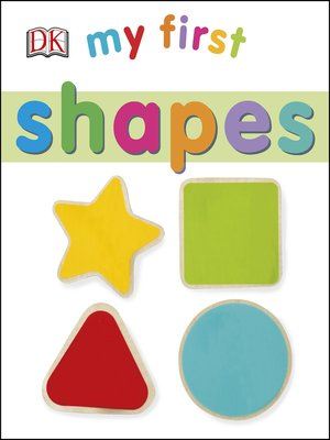 cover image of My First Shapes