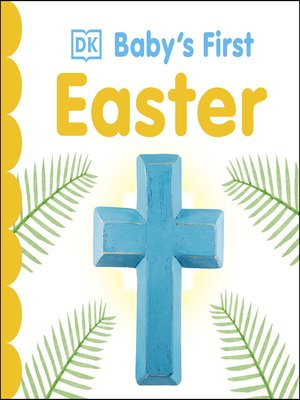 cover image of Baby's First Easter