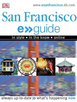 cover image of San Francisco e>>guide