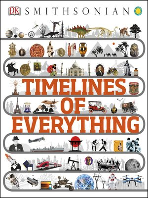 cover image of Timelines of Everything