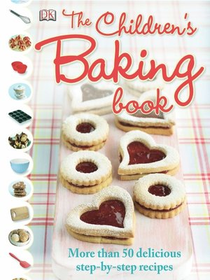cover image of The Children's Baking Book