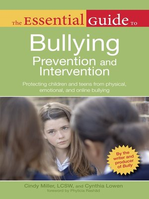 cover image of The Essential Guide to Bullying Prevention and Intervention
