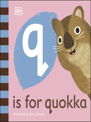 cover image of Q is for Quokka