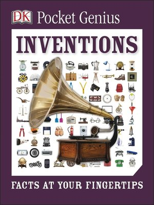 cover image of Inventions: Facts at Your Fingertips