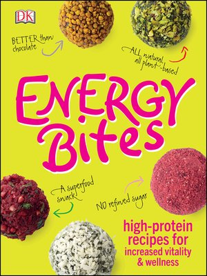 cover image of Energy Bites