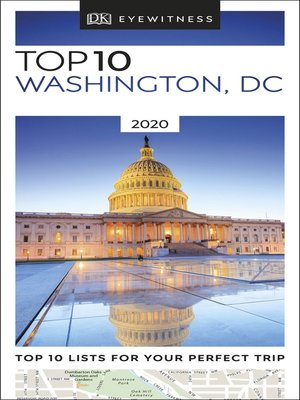 cover image of Top 10 Washington, DC