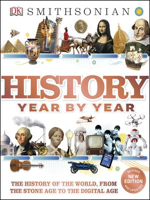 cover image of History Year by Year