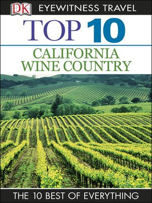 cover image of California Wine Country