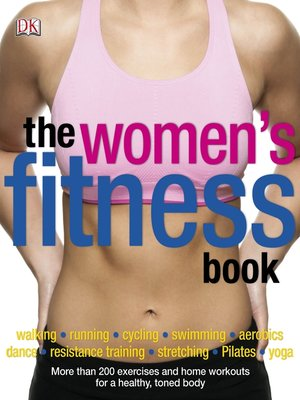 cover image of The Women's Fitness Book