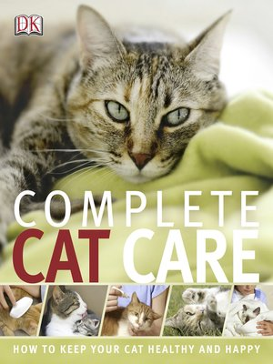cover image of Complete Cat Care