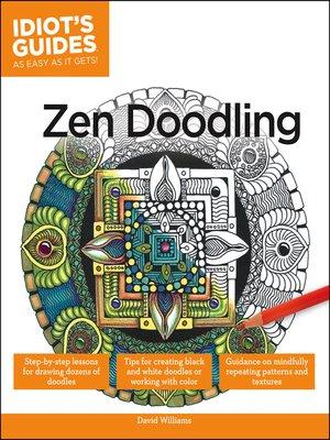 cover image of Zen Doodling