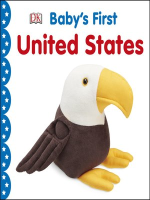 cover image of Baby's First United States