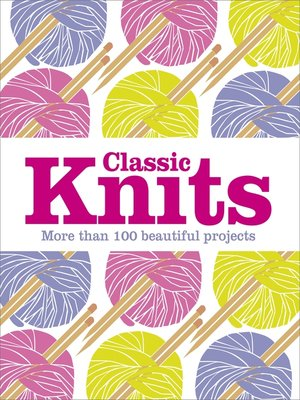 cover image of Classic Knits
