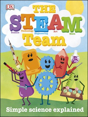 cover image of The STEAM Team