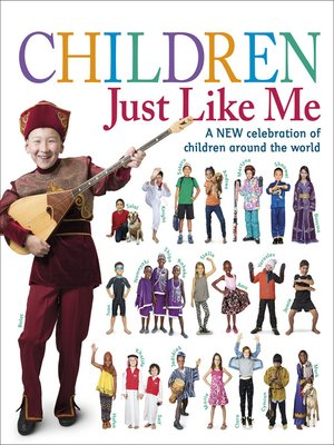 cover image of A new celebration of children around the world