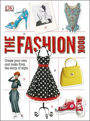 cover image of The Fashion Book