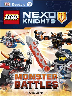 cover image of LEGO NEXO KNIGHTS - Monster Battles