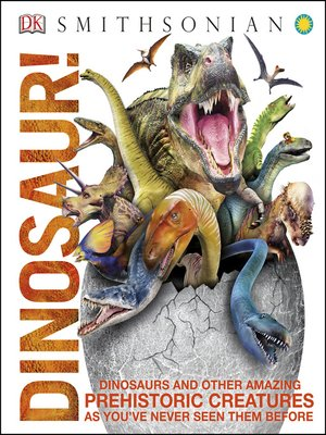cover image of Dinosaur!