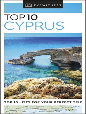cover image of Top 10 Cyprus
