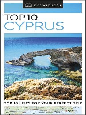 cover image of DK Eyewitness Top 10 Cyprus