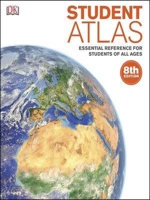 cover image of Student Atlas