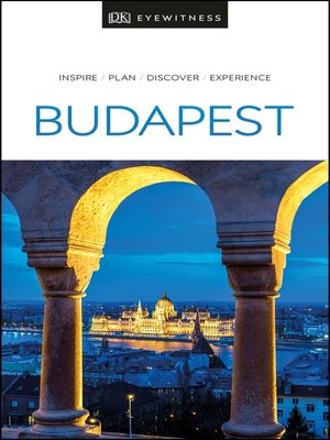 cover image of DK Eyewitness Budapest