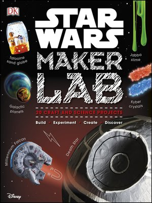 cover image of Star Wars Maker Lab