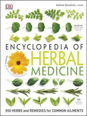 cover image of Encyclopedia of Herbal Medicine