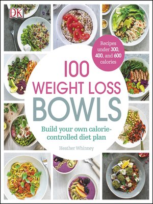 cover image of 100 Weight Loss Bowls