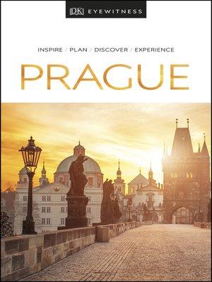 cover image of DK Eyewitness Prague