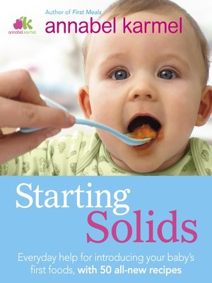 cover image of Starting Solids