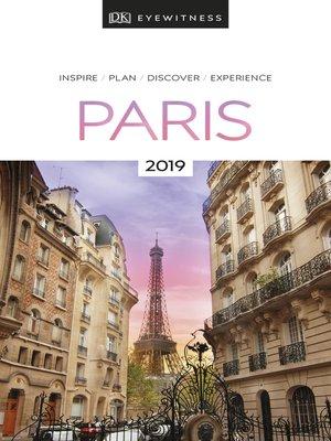 cover image of DK Eyewitness Paris