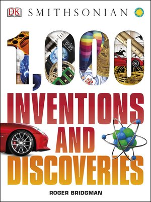 cover image of 1000 Inventions and Discoveries
