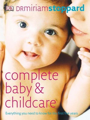 cover image of Complete Baby and Child Care