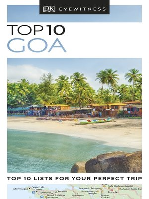 cover image of Top 10 Goa