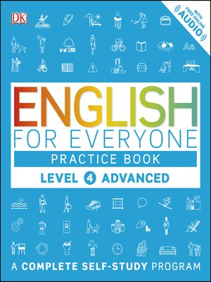 cover image of Level 4: Advanced, Practice Book