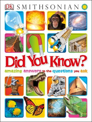 cover image of Did You Know?