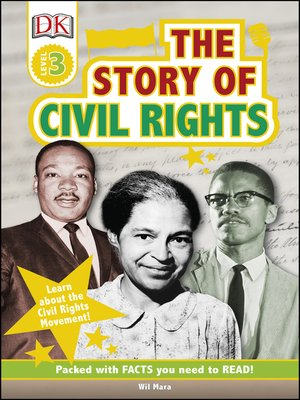 cover image of The Story of Civil Rights