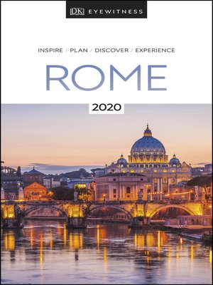 cover image of DK Eyewitness Rome
