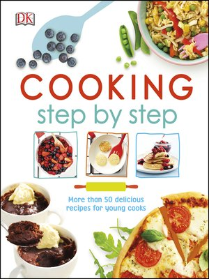 cover image of Cooking Step by Step
