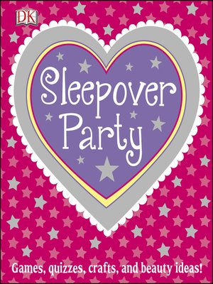 cover image of Sleepover Party