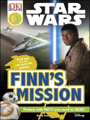 cover image of Star Wars: Finn's Mission
