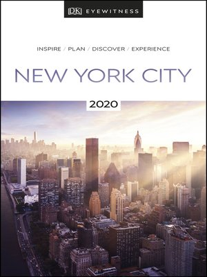 cover image of DK Eyewitness New York City
